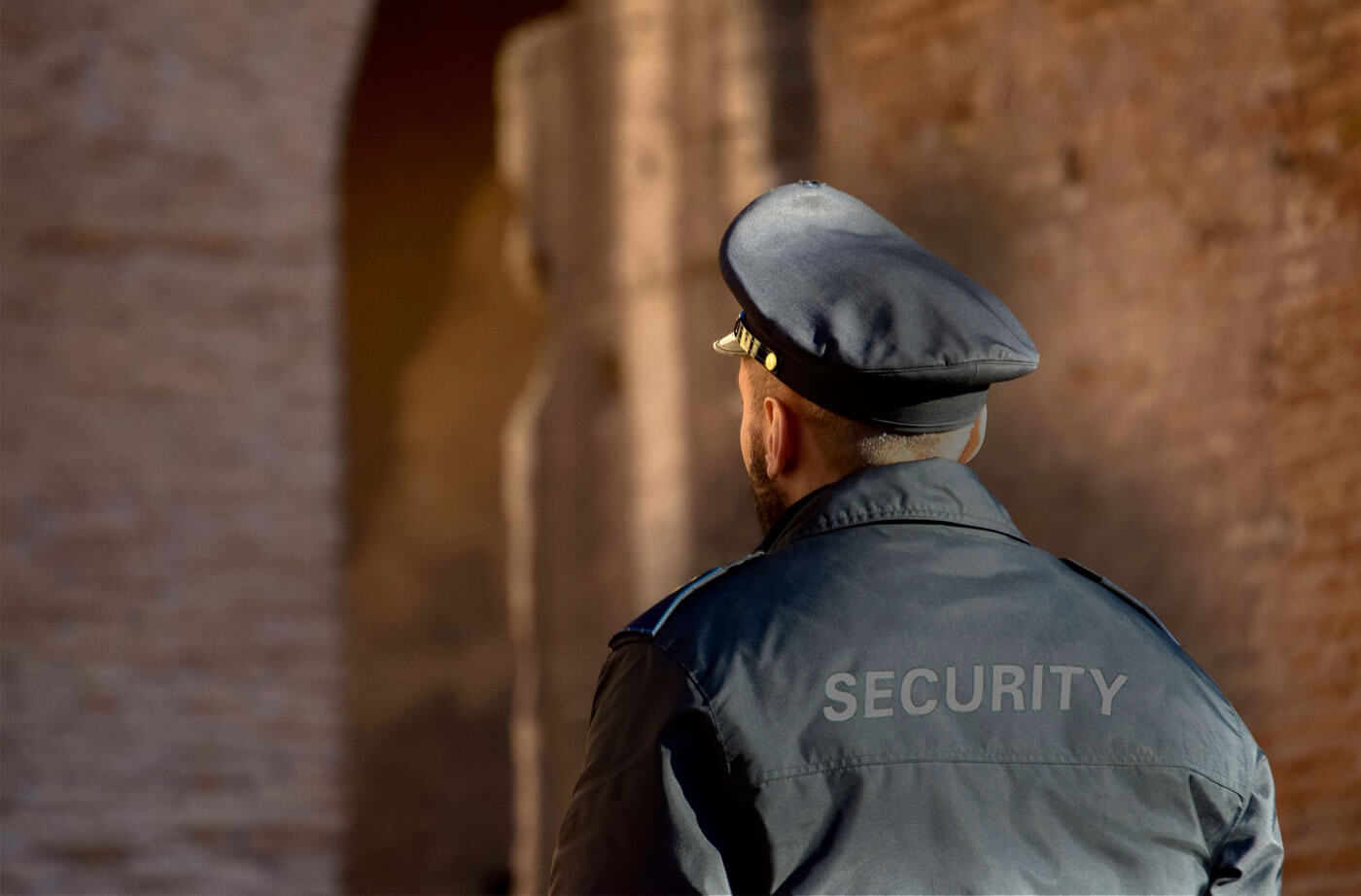 We Provide Security Service